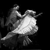 o melhor Drama de dança flamenca