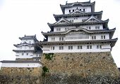 picture of shogun  - Himeiji Shogun Castle in Japan - JPG