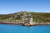 Cromwell'S Castle And King Charles' Castle, Isles Of Scilly.