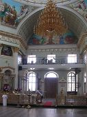 Russia, Kursk Sergievo - Kazansky Cathedral.