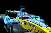 Formula 1. Renault.
