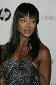 ANTIBES - MAY 20: Naomi Campbell at the AMFAR Cinema Against Aids Gala at the Hotel Du Cap on  May 2