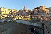 Trajan's Markets ruins