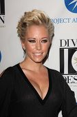 LOS ANGELES - DEC 7:  Kendra Wilkinson arrives at the Project Angel Food's 2011 Divine Design Gala at Beverly Hilton on December 7, 2011 in Beverly Hills, CA
