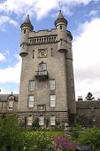 Tower Balmoral Castle
