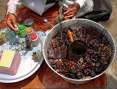 Indian herbalist