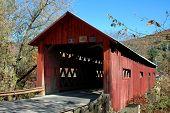 Station Northfield Falls Bridge, Vermont