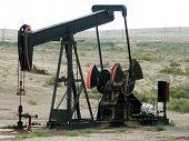 Midwest Oil Pump Jack