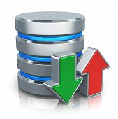 Concepto de base de datos y backup de disco duro