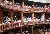 Audiencia de Globe Theatre