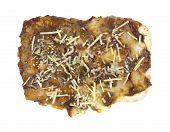 Beef  Potato Gravy Cheese Grilled Bun