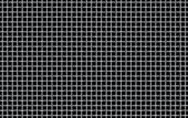 Seamless Metal Mesh On Black