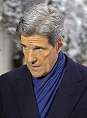 Senador Kerry parece