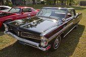 1963 Black Pontiac Bonneville
