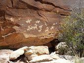 Moab Petroglyphs