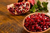 image of eastern culture  - Loose pomegranate  - JPG