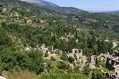 Mystras, Greece