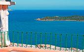 Capo Coda Cavallo And Terrace