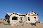 Ruin In Kolmanskop, Namibia