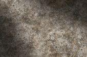 Distressed Metal Surface Texture Lit Diagonally