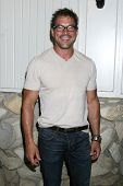 LOS ANGELES - JUL 25:  Tyler Christopher arrives at the General Hospital Fan Club Kickoff Party at t