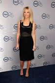 LOS ANGELES - JUL 24:  Heather Locklear arrives at TNT's 25th Anniversary Party at the Beverly Hilto