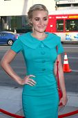 LOS ANGELES - JUL 24:  AJ Michalka arrives at the