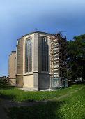 Iglesia de Kutna Hora Kostel Panny Marie Na Nameti