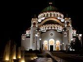 Temple Of St Sava
