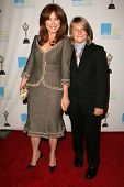 LOS ANGELES - NOVEMBER 1: Mary McDonnell with her son Michael Mell at the 2006 Women's Image Network