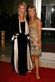 LOS ANGELES - NOVEMBER 2: Peta Wilson and Julia Verdin at the 2005 BAFTA/LA Cunard Britannia Awards