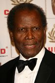 LOS ANGELES - NOVEMBER 2: Sidney Poitier at the 2005 BAFTA/LA Cunard Britannia Awards at Hyatt Regen