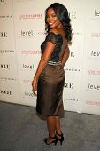 LOS ANGELES - NOVEMBER 13: Gabrielle Union at the opening of the Carolina Herrera Los Angeles Boutiq