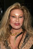 LOS ANGELES - NOVEMBER 14: Jocelyn Wildenstein at the opening party for the Lloyd Klein Flagship Sto