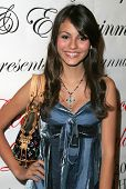LOS ANGELES - NOVEMBER 11: Victoria Justice at the 1st Annual Read To Succeed Literary Gala in Renaissance Hollywood Hotel on November 11, 2006 in Hollywood, CA.
