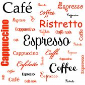 Background Coffee - Espresso