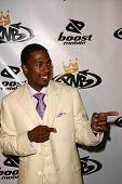 LOS ANGELES - OCTOBER 10: Nick Cannon at the birthday party for Nick Cannon and the opening of his f