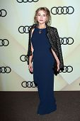 Olesya Rulin at the Audi Golden Globe 2013 Kick Off Cocktail Party, Cecconi's, West Hollywood, CA 01