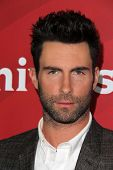 Adam Levine at NBC Universal's