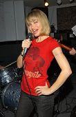 LOS ANGELES - DECEMBER 29: Rena Riffel in studio, Private Location December 29, 2006 in Los Angeles, CA