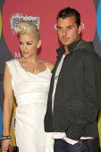 LAS VEGAS - DECEMBER 04: Gwen Stefani and Gavin Rossdale arriving at the 2006 Billboard Music Awards, MGM Grand Hotel December 04, 2006 in Las Vegas, NV