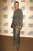 HOLLYWOOD - NOVEMBER 10: Debi Mazar at the AFI Fest 2006 Screening of
