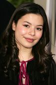 HOLLYWOOD - DECEMBER 10: Miranda Cosgrove at the Los Angeles Premiere of