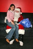 WEST HOLLYWOOD - DECEMBER 09: Cathy Shim at My Stuff Bags Foundations's Holiday Stuff-A-Thon benefit
