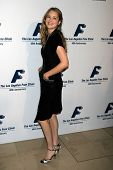 Jacinda Barrett at the Friends of the Los Angles Free Clinic Annual Dinner Gala. Beverly Hilton Hote