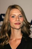 Claire Danes at the Friends of the Los Angles Free Clinic Annual Dinner Gala. Beverly Hilton Hotel,