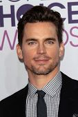 Matt Bomer at the 2013 People's Choice Awards Arrivals, Nokia Theater, Los Angeles, CA 01-09-13