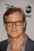Henry Czerny at the Disney ABC Television Group 2013 TCA Winter Press Tour, Langham Huntington Hotel