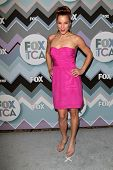 Becky Baeling at the FOX Winter TCA All-Star Party 2013, Langham Huntington Hotel, Pasadena, CA 01-0