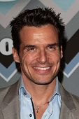 Antonio Sabato Jr. at the FOX Winter TCA All-Star Party 2013, Langham Huntington Hotel, Pasadena, CA